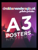 Posters (digital druk) A3
